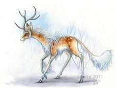 """Kirin-like """"deericorn"""""""