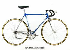 Steel Vintage Bikes - F. Moser Leader Classic Bicycle