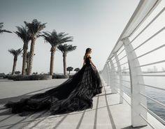 #blackdress #wedding #blackweddingdress  #dress #wedding #weddingdress Black Wedding Dresses, Dress Wedding, Princess Ball Gowns, Amazing Wedding Dress, Cinderella Wedding, Timeless Fashion, Bridal Style, Bride, Lifestyle