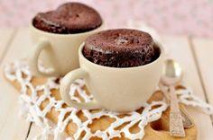 Mug cake au Nutella #recette #mug #cake #nutella #facile