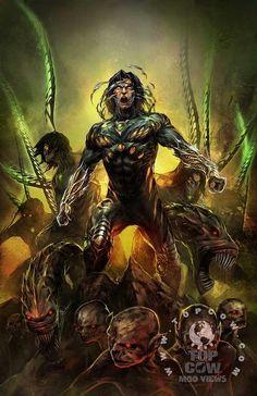 scifi-fantasy-horror - Posts tagged World of Warcraft Fantasy Rpg, Fantasy Artwork, Dark Fantasy, Bd Comics, Image Comics, Dark Comics, World Of Warcraft, 1920x1200 Wallpaper, Wallpapers