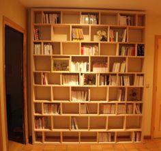 Bibliothèque contemporaine BricK 2