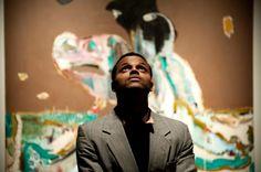 Why Artist Manuel Mathieu Is on His Way Up | artnet News