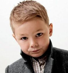 ... Boy Haircuts on Pinterest |