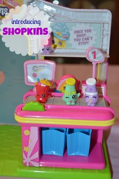 Shopkins Summer Playdate! #shopkins