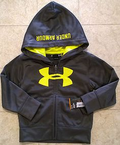 Toddler Boy's Under Armour Hoodies All Season Gear
