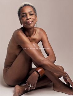 Old sexy black women