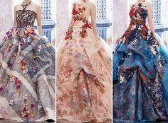 Princess Wedding Ball Gowns by Stella de Libero (4/?)