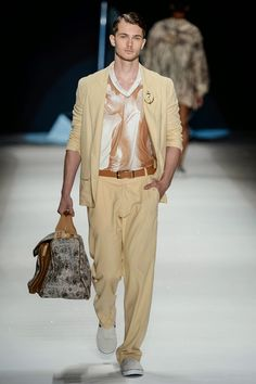 Male Fashion Trends: Victor Dzenk Spring/Summer 2015 | Rio Fashion Week