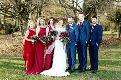 Beautiful Cripps Barn Real Wedding by Dasha Caffrey // see it all on www.onefabday.com