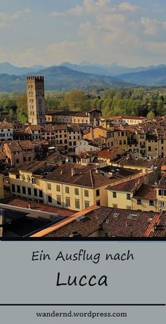 Tips for Lucca: A trip to Lucca in Tuscany - Lucca, Tuscany - Places To Travel, Places To See, Travel Destinations, Travel Around The World, Around The Worlds, Best Travel Sites, Travel Goals, Vacation Trips, Travel Photos
