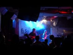 concierto The Parrots + Hinds. Sala El Sol - YouTube