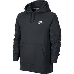 Nike Ace Fleece Pullover Men's Hoodie (167.895 COP) ❤ liked on Polyvore  featuring men's fashion, men's clothing, men's hoodies, mens sherpa lined  hoodies, ...
