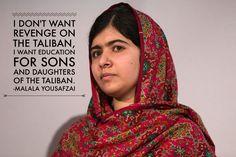 Famous quotes, malala yousafzai, human rights, women's rights, life qu Malala Yousafzai Quotes, Kailash Satyarthi, Social Activist, Nobel Peace Prize, Nobel Prize, Intersectional Feminism, Human Rights, Women's Rights, Woman Quotes