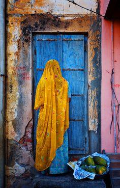 (Pushkar, India - Adam Rose)