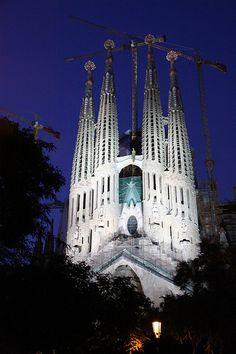 AD Classics: La Sagrada Familia,© Jose Gonzalvo