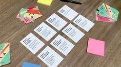 魔法の質問カード「Triggers」: 誰に:社員に | 何のために:「もし◯◯だったら?」という質問カードでアイデアの切り口を広げる