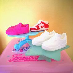 #kicks #nike #adidas for #dolls