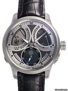 Maurice Lacroix マスターピースムーンフェイズ Masterpiece Lune Retrograde Limited Edition