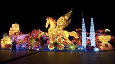 Descubra el mayor espectáculo de luces de Malasia. Visite nuestra página y sea parte de nuestra conversación: http://www.namnewsnetwork.org/v3/spanish/index.php #nnn #bernama #malasia #malaysia #espectaculo #luces #entretenimiento #cultura #kl #kualalumpur #arte
