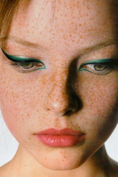 Eye liner trends to try #makeup #cateye #winged #liner #spadelic