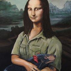 Mona Lisa, Devil Keeper