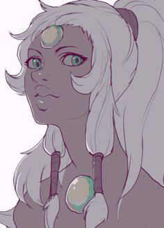 Opal | Steven Universe | Pearl x Amethyst