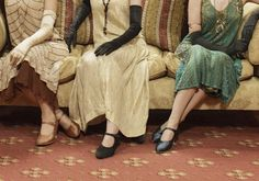 Annabeth, Thalia, Rachel