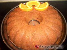 Κέικ πορτοκάλι #sintagespareas