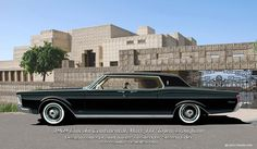 1969 Lincoln Continental Mark III Town Brougham
