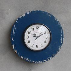 Blauwe klok `Café de Paris`