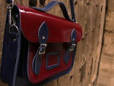 New Cambridge Satchel Downing bag - love the color blocking. And the story behind the mom/daughter founders is so inspiring.