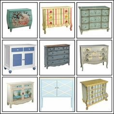 A small chest can solve a lot of beach house storage problems and double as a night table too! At The Beach Look http://thebeachlook.tictail.com