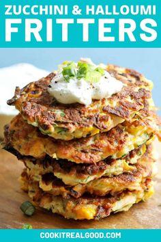 Low Carb Vegetarian Recipes, Vegetarian Main Dishes, Cooking Recipes, Healthy Recipes, Hallumi Recipes, Ovo Vegetarian, Curry Recipes, Healthy Food, Rice Recipes For Dinner