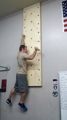 Image result for pull up bar homemade pegs #GymDIY