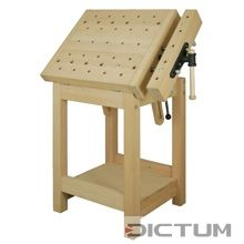 DICK® Sculptor's Bench with no Carving Support
