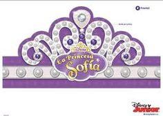 Resultado de imagen para abecedario princesa sofia para imprimir