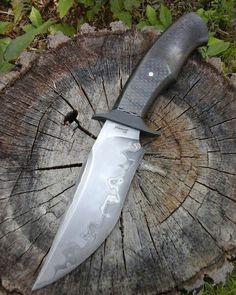 Ben Seward knives