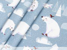 Ein unzertrennliches Team! Die beiden Freunde Hase und Eisbär gehen durch dick und dünn. Gemeinsam gehen sie auf Entdeckungstour durch das Winterwunderland und erleben dabei viele spannende Abenteuer. Ich bin