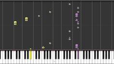 Exo - Peter Pan (Piano)