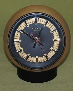 a lovely GDR brand #Weimar #clocks, I wish I found this one
