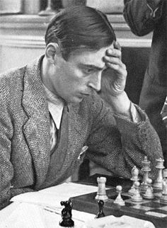 Conel Hugh O'Donel Alexander, CMG, CBE (19 April 1909 – 15 February 1974), was an Irish-born British cryptanalyst, chess player, and chess writer. He worked on the German Enigma machine at Bletchley Park during WWII, and was later the head of the cryptanalysis division at GCHQ for over 20 years. In chess, he was twice British chess champion and earned the title of International Master. He was usually referred to as Hugh Alexander in person.