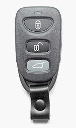 Keyless Entry Remote Fob Clicker for 2007 Kia Sorento (Must be programmed by Kia dealer) by Kia. $57.26. Price DOES NOT include programming instructions for training the vehicle to recognize the remote. This remote will only operate on vehicles already equipped with a keyless entry system.. Save 47%!