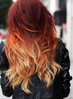 15 ideas for red ombre hair. Best ideas for red ombre hair. Different ideas for red ombre hair with different style that are easy to maintain. Straight Hairstyles, Cool Hairstyles, Hairstyle Ideas, Layered Hairstyles, Brown Hairstyles, 2015 Hairstyles, Casual Hairstyles, Men's Hairstyle, Braided Hairstyles