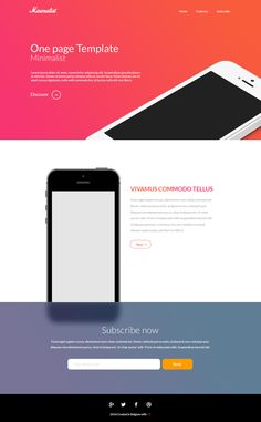 83 best free psd templates images on pinterest psd templates