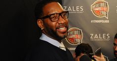 Tracy McGrady has been elected to the Basketball Hall of Fame #Sport #iNewsPhoto