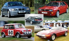 CLASSIC CAR STARS OF 2016-2017 Paul Michaels, of Hexagon Classics says: 'After the rapid rise in values from 2012 to 2015, the classic car market in 2016 has been much more stable.