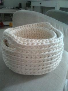 Baskets by Maikki