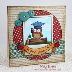 cute graduation card!