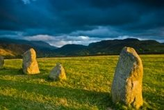 Bronze Age Britain - About 2500 B.C. an influx of migrants settled in Britain. These newcomers have been called the Beaker People because of the shape of the pot...